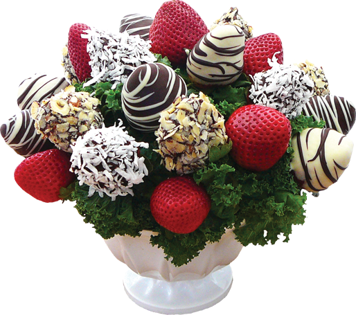 Build A Chocolate Dipped Bouquet Fruitiful Bouquets