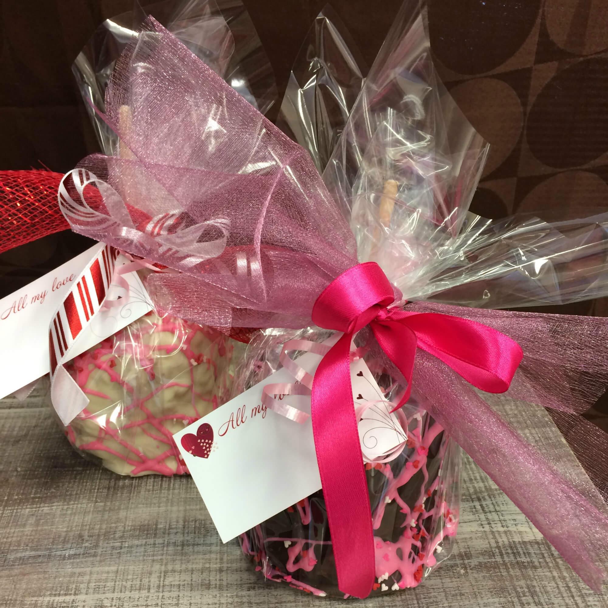 Sweetheart Gourmet Apples - Fruitiful Bouquets